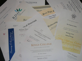 Get Fake Diploma