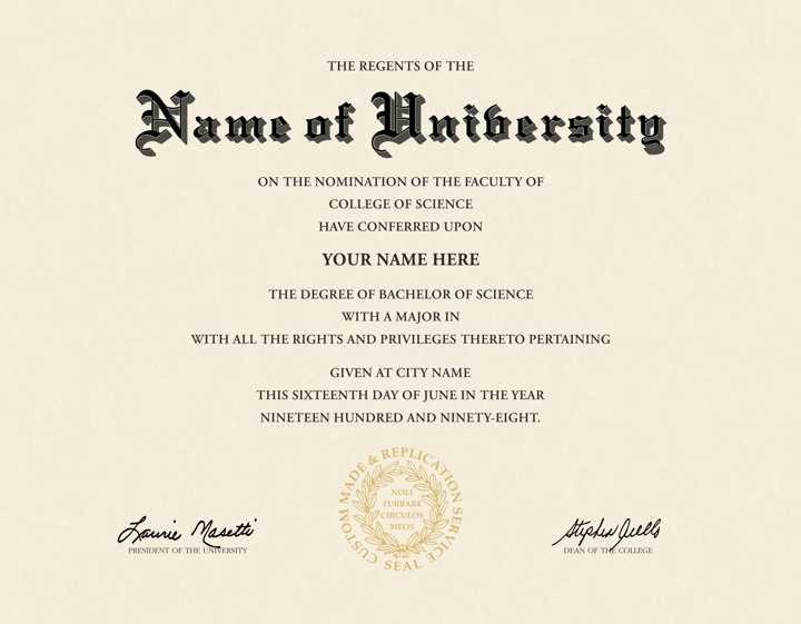 Buy degree online