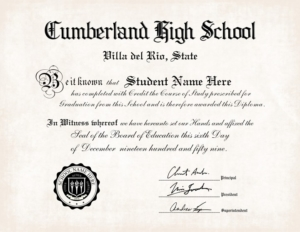 Getting a high school diploma online