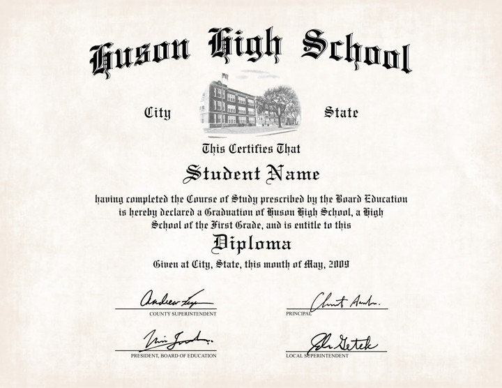 what is a high school diploma called on a resume 28 images buy