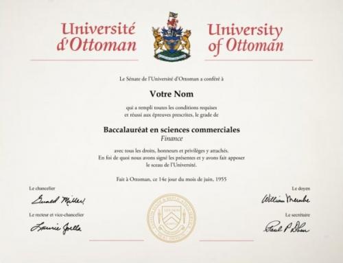 University of Ottoman