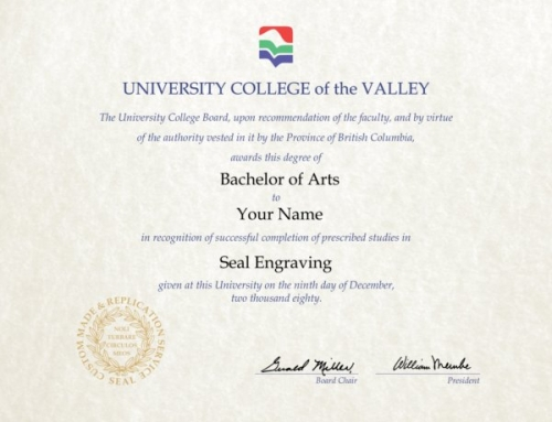 University College of Valley