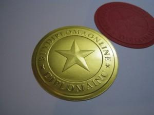 diploma seal maker
