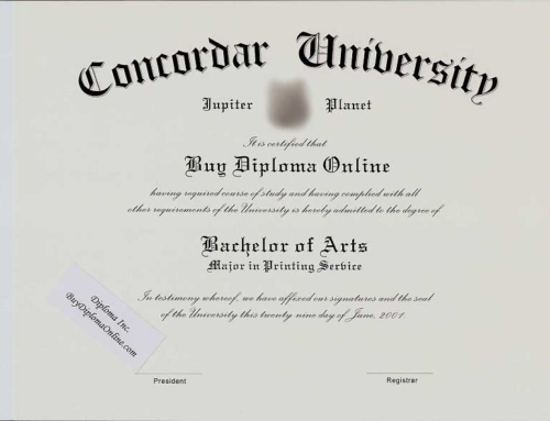 The Canadian style diploma – Ontario