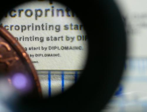 Diploma Printing 4