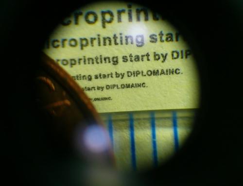 Diploma Printing 3