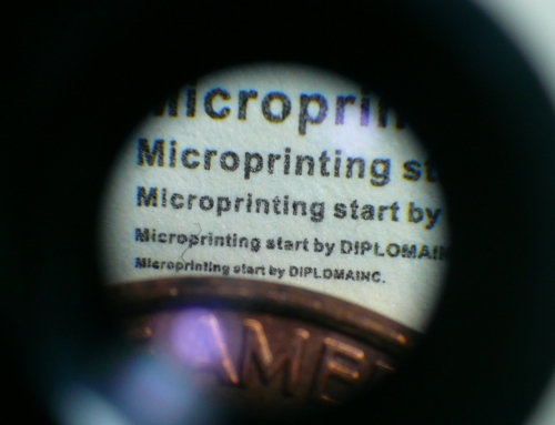 Diploma Printing 2