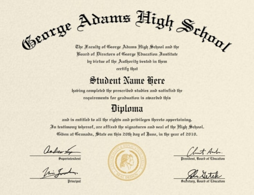 Diploma Templates 12