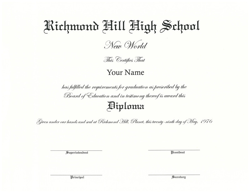 diploma museum diplomas and certificates designs over a century