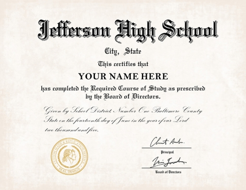 Fake High School Diplomas Archives | Buy Diploma Online
